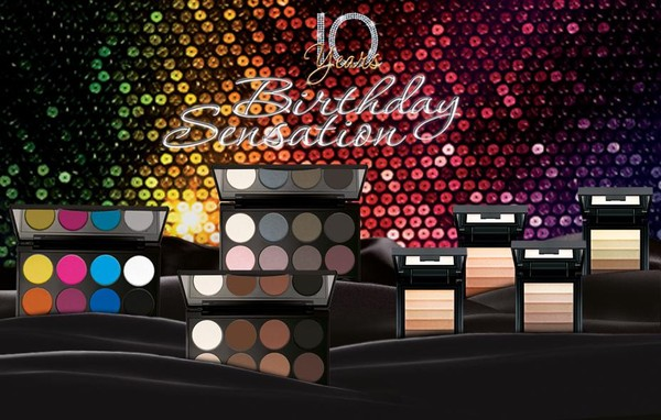 Make up Factory Birthday Sensation Collection