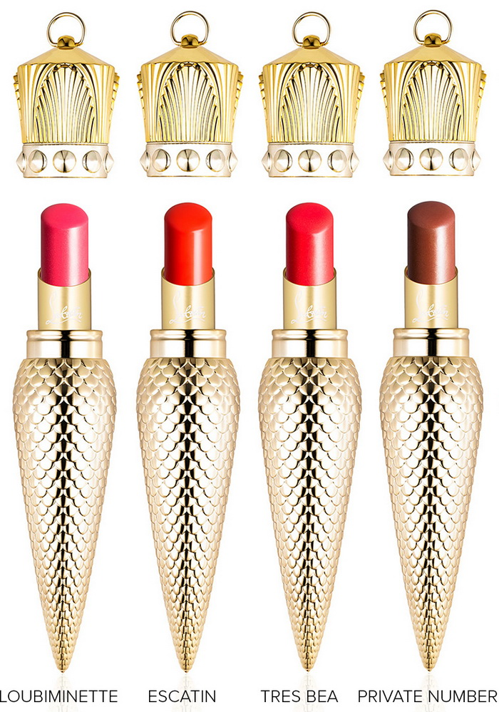 Christian Louboutin Voile Sheer Lip Colour
