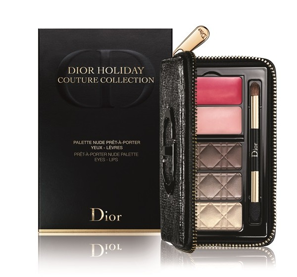 Dior Golden Tie Holiday 2014 Couture Palettes & Sets