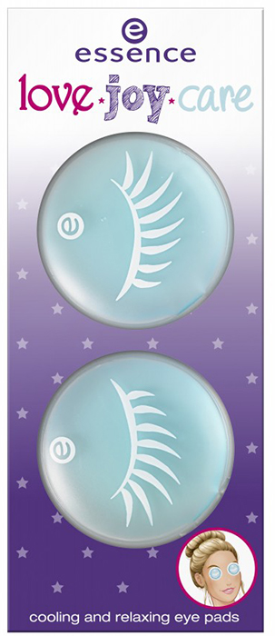 Essence Love.Joy.Care Cooling And Relaxing Eye Pads