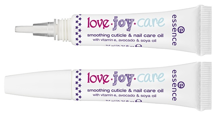 Essence Love.Joy.Care Smoothing Cuticle & Nail Care Oil