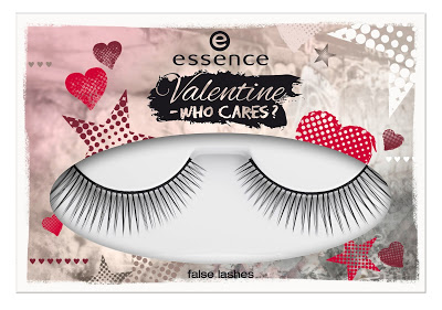 valentine – who cares false lashes
