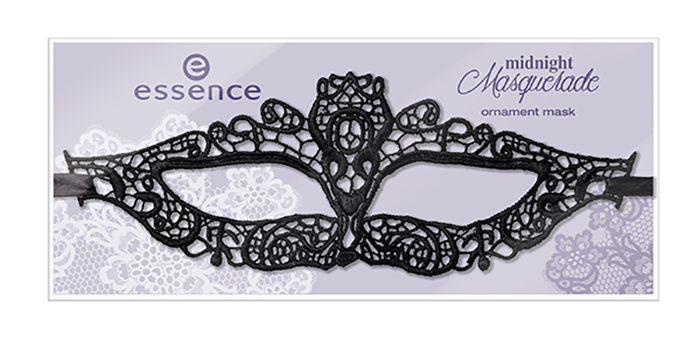 essence midnight masquerade ornament mask