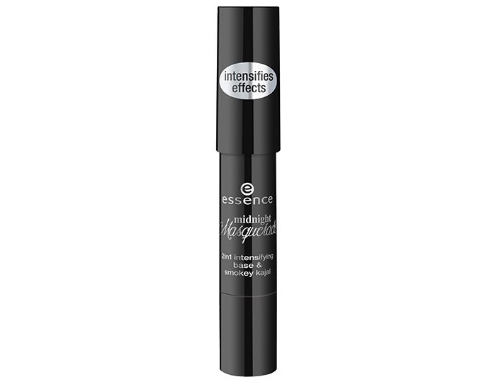 essence midnight masquerade 2in1 intensifying base & smokey kajal