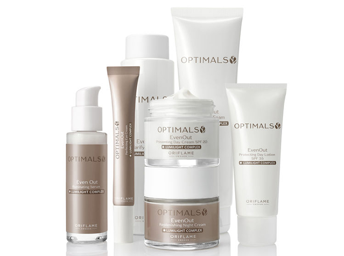 Oriflame Optimals Even Out