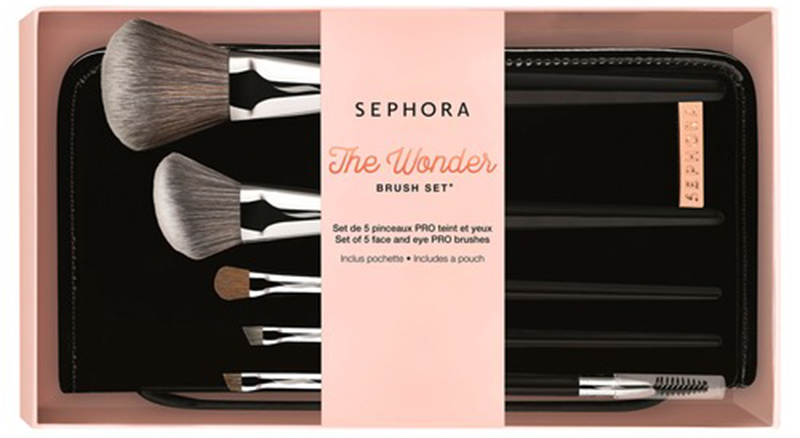 Набор кистей SEPHORA Winter Wonderland