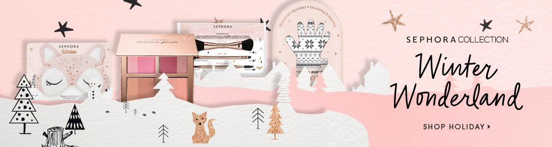SEPHORA CHRISTMAS COLLECTION 2017