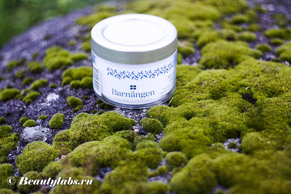 Бальзам для тела Barnängen All Over Rescue Body Balm