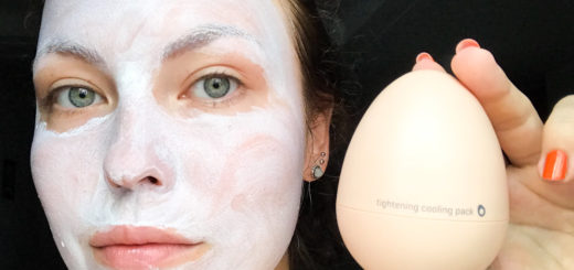Маска сужающая поры Tony Moly Egg pore tightening cooling pack