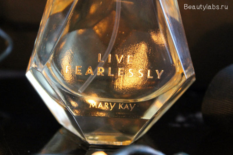 Парфюмерная вода Live Fearlessly от Mary Kay