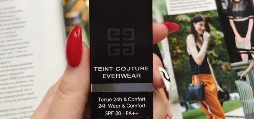 Тональный флюид Givenchy Teint Couture Everwear spf 20