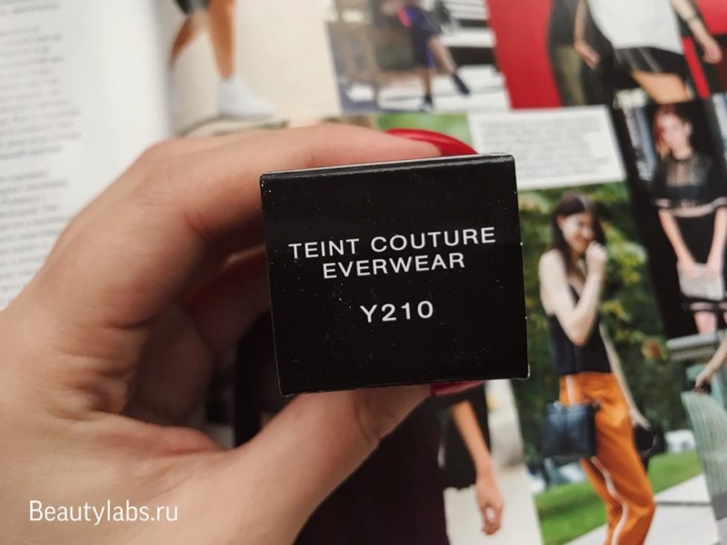 Givenchy Teint Couture Everwear spf 20++