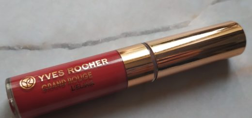 Лак для губ Yves Rocher Grand Rouge L'Elicir