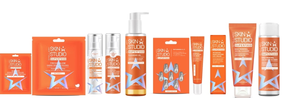 STELLARY Skin Studio SUPERFOOD