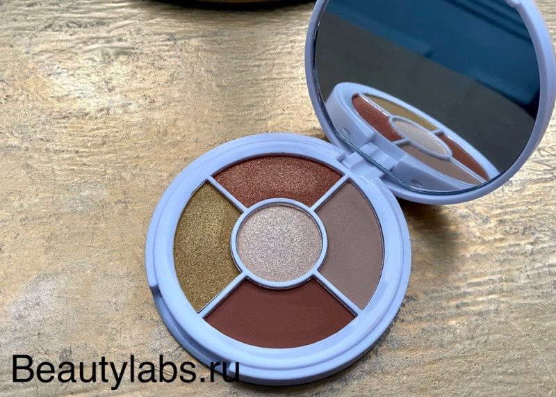 Палетка теней для век I HEART REVOLUTION Donuts Shadow Palette